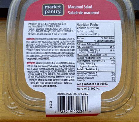 Market Pantry Recall by Pr 233 Sence Possible De La Bact 233 Rie Listeria Monocytogenes Dans Certains Produits De Salade De