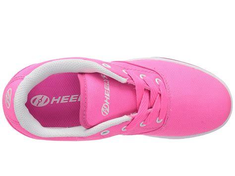 New Longch Neo Pink Small heelys launch kid big kid neon pink zappos free shipping both ways