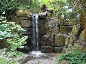 file waterfall in rosemoor garden 23119 jpg wikimedia commons