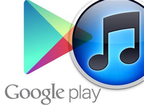 Play Store Vs Itunes Play Vs Itunes Store How The Content Stores Stack