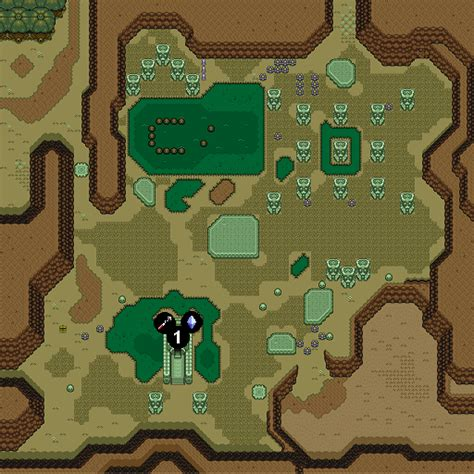 legend of zelda bomb map mike s rpg center zelda a link to the past maps