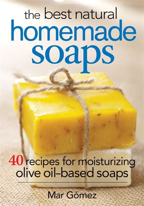 Handmade Soap Book - health and wellness book review and giveaway simply