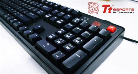 Tt Esports Meka Pro Blue Switch Gaming Keyboard Hitam 1 tt esports meka pro lite มาพร อมก บ cherry mx switch