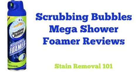 Scrubbing Bubbles Mega Shower Foamer Review by Scrubbing Bubbles Shower Cleaner Reviews And Ratings