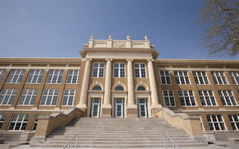 high schools in lincoln nebraska whittier renovation earns local accolade announce