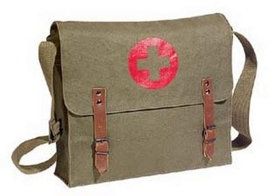 Jeep Nato Canvas nato medic bags olive drab canvas bags