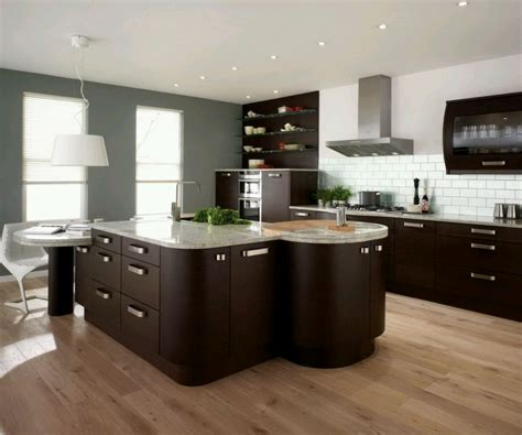 Contemporary Kitchen Interiors by Modern Home Kitchen Cabinet Designs Ideas New Home Designs