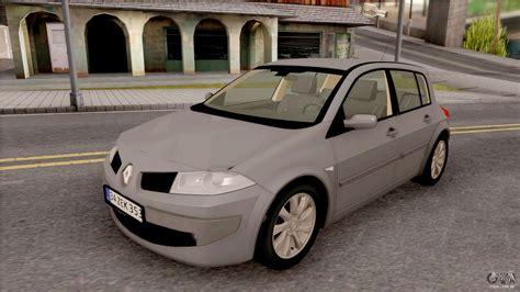 Renault Megane 2 by Renault Megane 2 Hb Privilege Para Gta San Andreas
