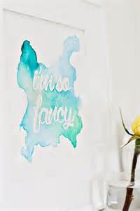 What Color Should I Paint My Bathroom watercolor phrase art diy a beautiful mess