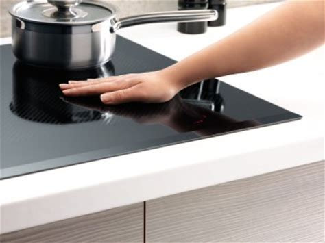 induction hob safety induction hobs design to suit the way you cook by blanco blanco