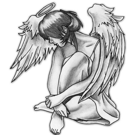 tattoo angel designs free free devil angle coloring pages