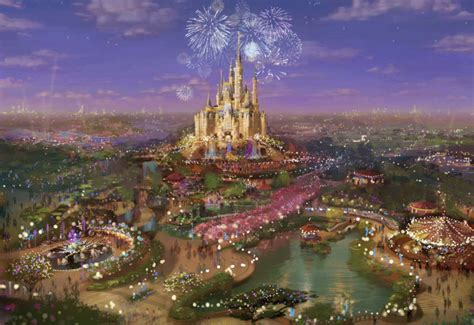 shanghai disneyland and the end disney comes to shanghai theme park and resort in