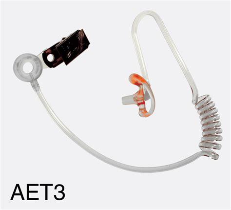 canford aet3 acoustique transparent avec moulage
