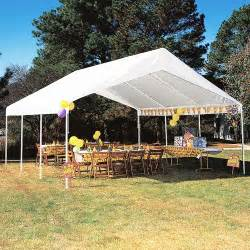 Walmart Canopies by King Canopy 18 X 20 Hercules Canopy Box 2 Of 2