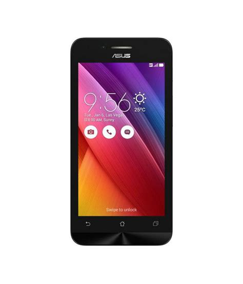 Zenfone Go B 4 5 Asus Zb452kl Black Matte Hitam asus zenfone go 4 5 8gb mobile phones at low prices snapdeal india
