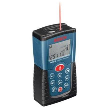 bosch 130 ft laser distance measurer dlr130k the home depot