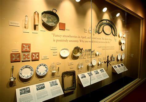 Gallery   Titanic: the Artifact Exhibition   Titanic: the