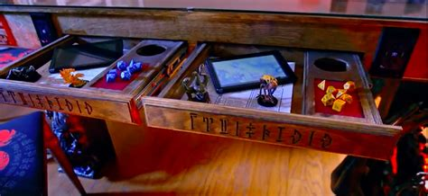 akratic wizardry ultimate dungeons and dragons gaming table