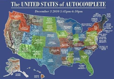 map of us what states are known for map what we re known for and it s not minnesota state
