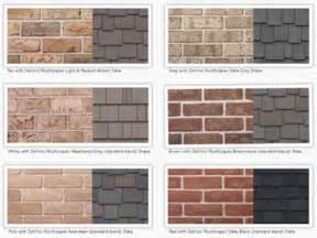 Exterior brick siding brick and siding color combinations exterior
