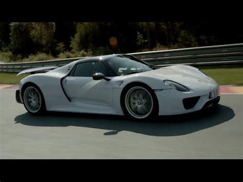 Porsche 918 Engine Sound by Porsche 918 Spyder Hd 2014 Great Engine Sound On Track