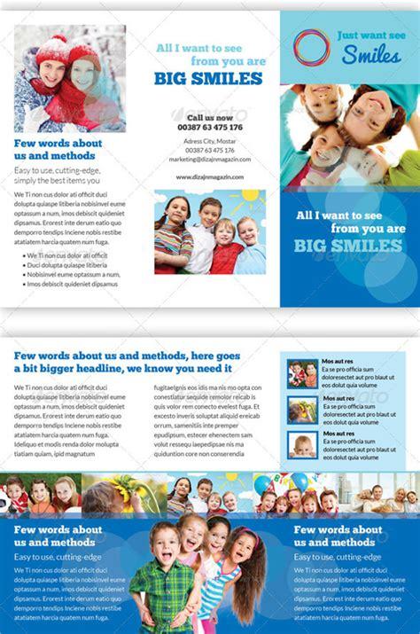 templates brochure kindergarten 16 kindergarten brochures vector eps psd vector