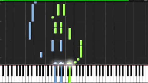 tutorial piano zelda song of storms the legend of zelda ocarina of time