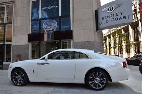 rolls royce dealership 2017 rolls royce wraith stock r339 for sale near chicago