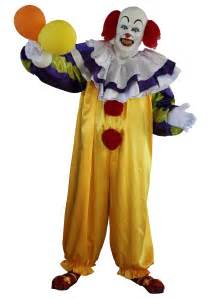 it the clown costumes for halloween pennywise costume