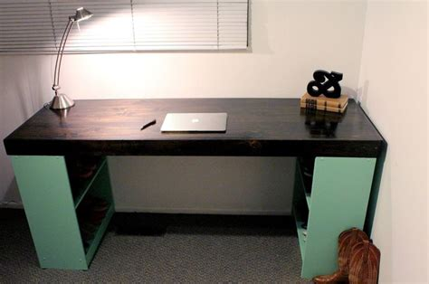 1000 ideas about bookshelf desk on diy office