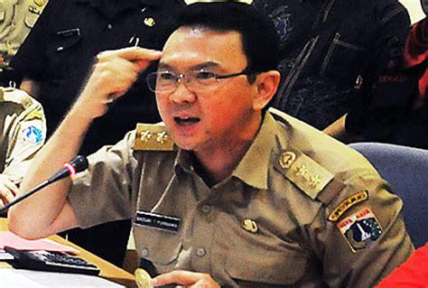 ahok februari 2015 sikap arogan ahok sikapi banjir jakarta suudzon sabotase