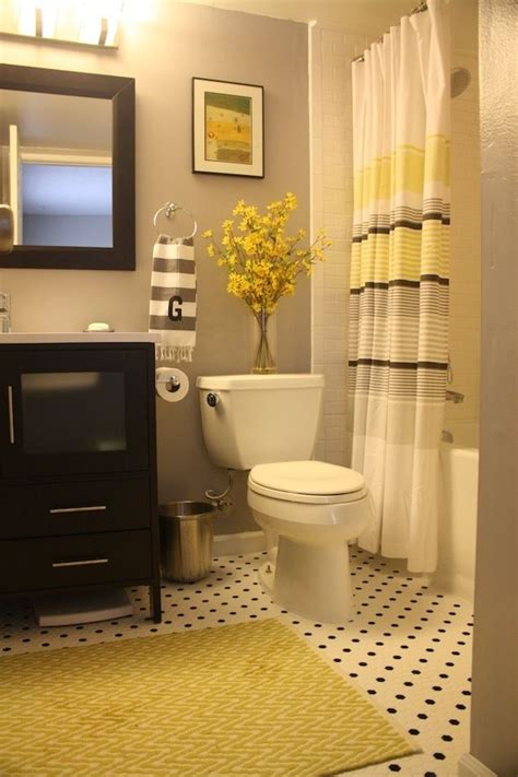 ideas  yellow bathroom decor  pinterest