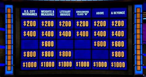 Contestants Share 13 Things About Jeopardy You Don T See On Tv Ideas For Jeopardy Categories