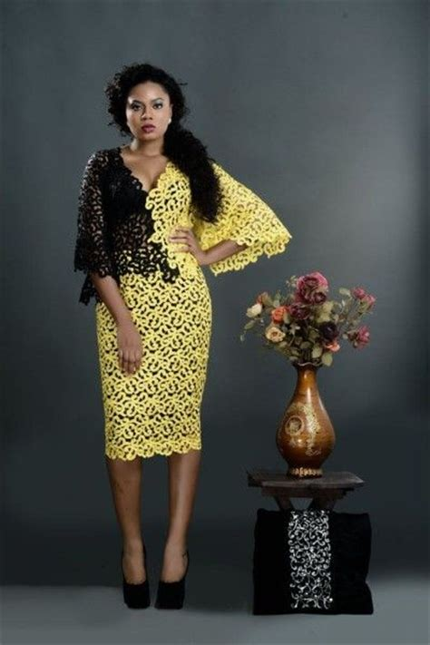 bella naija ankara style it s the femme fatale view trish o couture s fab new