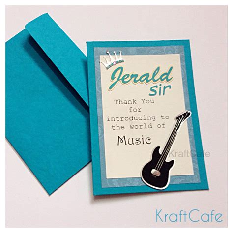 cards to make for teachers s day craft ideas varnam