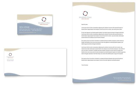 marketing consulting template marketing consulting business card letterhead