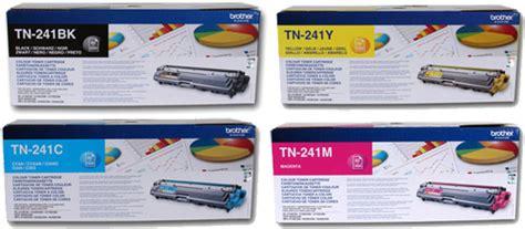 Toner Kk dcp9020 tn 241 toner rainbow pack cmy 1 4k k 2 5k