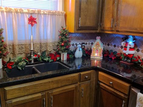 christmas decoration ideas for kitchen 25 kitchen christmas decorations ideas for this year