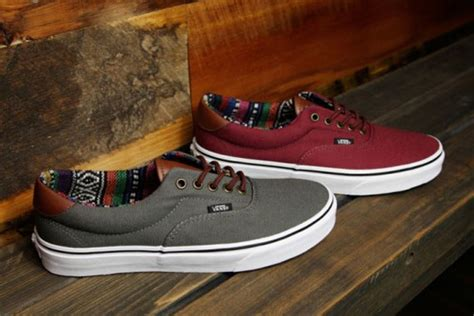 Sepatu Cowok Vans Of The Wall Warna Abu Abu pecinta vans wajib punya sepatu desain etnik guatemala
