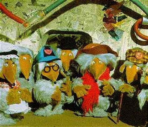 The Wombles chop s top fives top 5 wombles