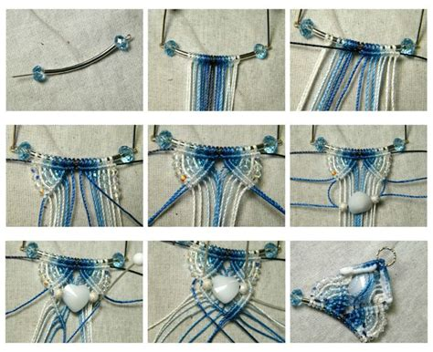 Macrame Knots Tutorial - 66 best my macrame patterns images on macrame