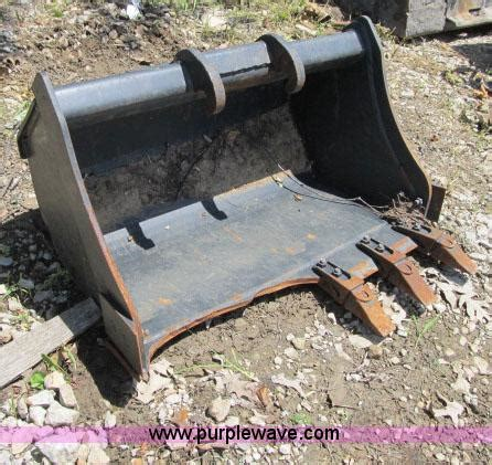 "bobcat 36"" compact excavator bucket 