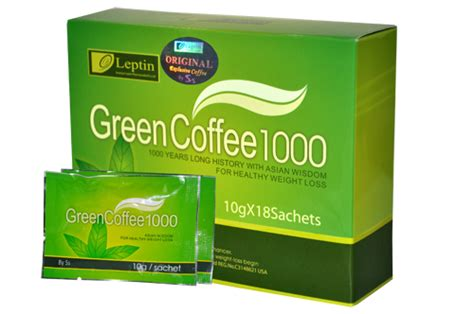 Coffee Green 1000 diets health and weight loss products weight