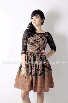 Kebaya Olla Ramlan Set batik dress qipao dress dewi leres dress dhievine
