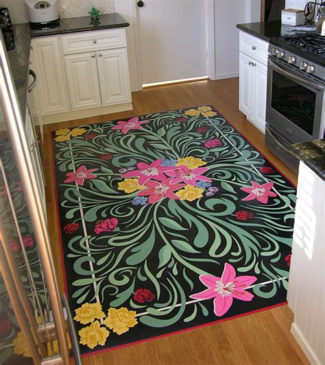 Vinyl Kitchen Rugs Beautiful Studio K Page 2