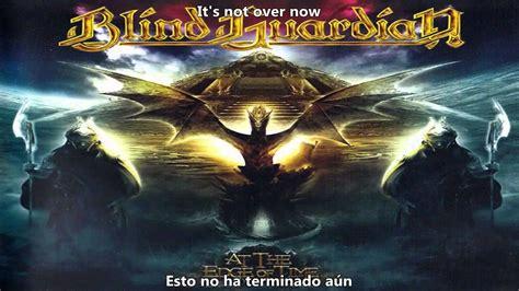 blind guardian sacred lyrics blind guardian sacred worlds lyrics sub espa 241 ol hd