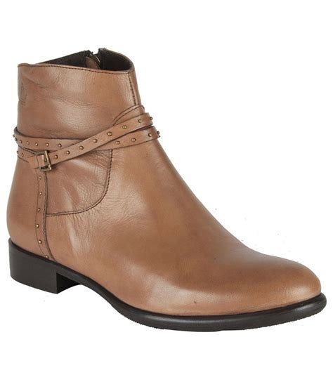 salt n pepper brown flat boots price in india buy salt n
