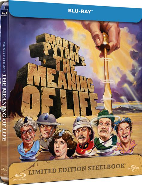 Exclusive Limited Editions At 20ltd by Monty Python S The Meaning Of Zavvi Exclusive