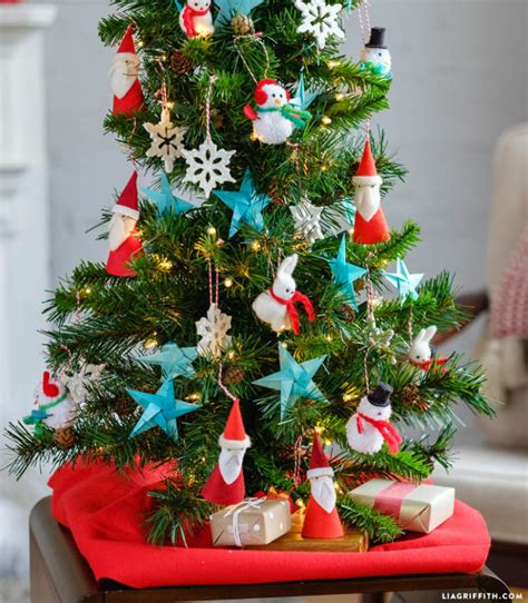 simple kids christmas tree ideas lia griffith