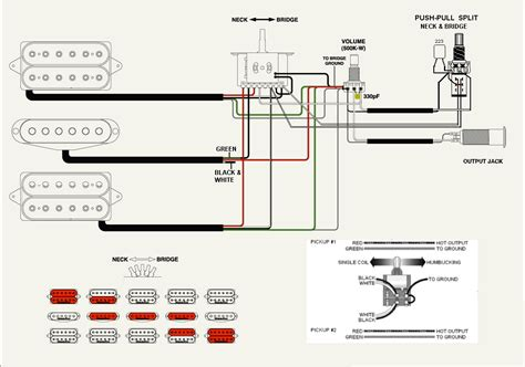 dimarzio sg wiring diagram wiring diagram with description